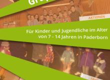 Neue Flyer für die Gruppenstunden (Vorderseite, Version 2)