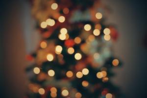 Tannenbaumschmücken mit Adventssingen