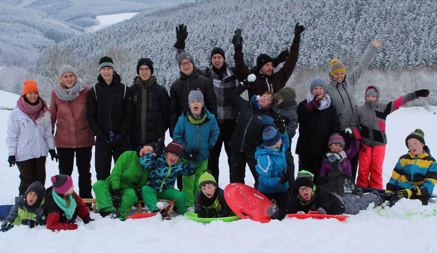 Winterwochenende 2018 in Sundern-Allendorf