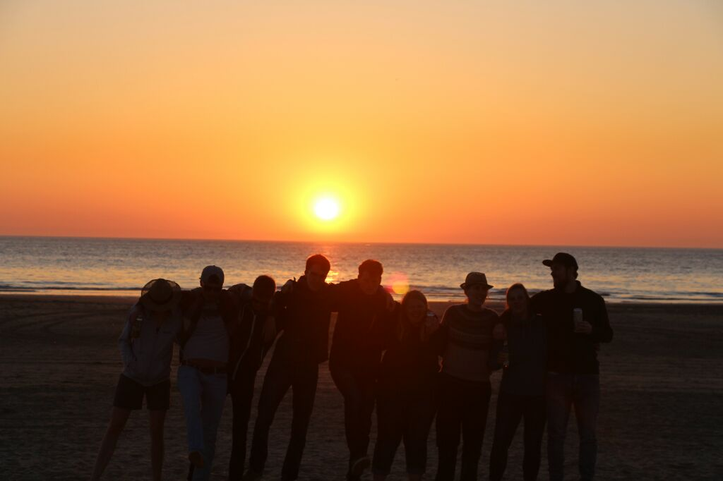 Leiterwochenende in Zandvoort 2018