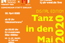 Tanz in den Mai 2020 - Livestream