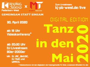 Tanz in den Mai 2020 – Livestream
